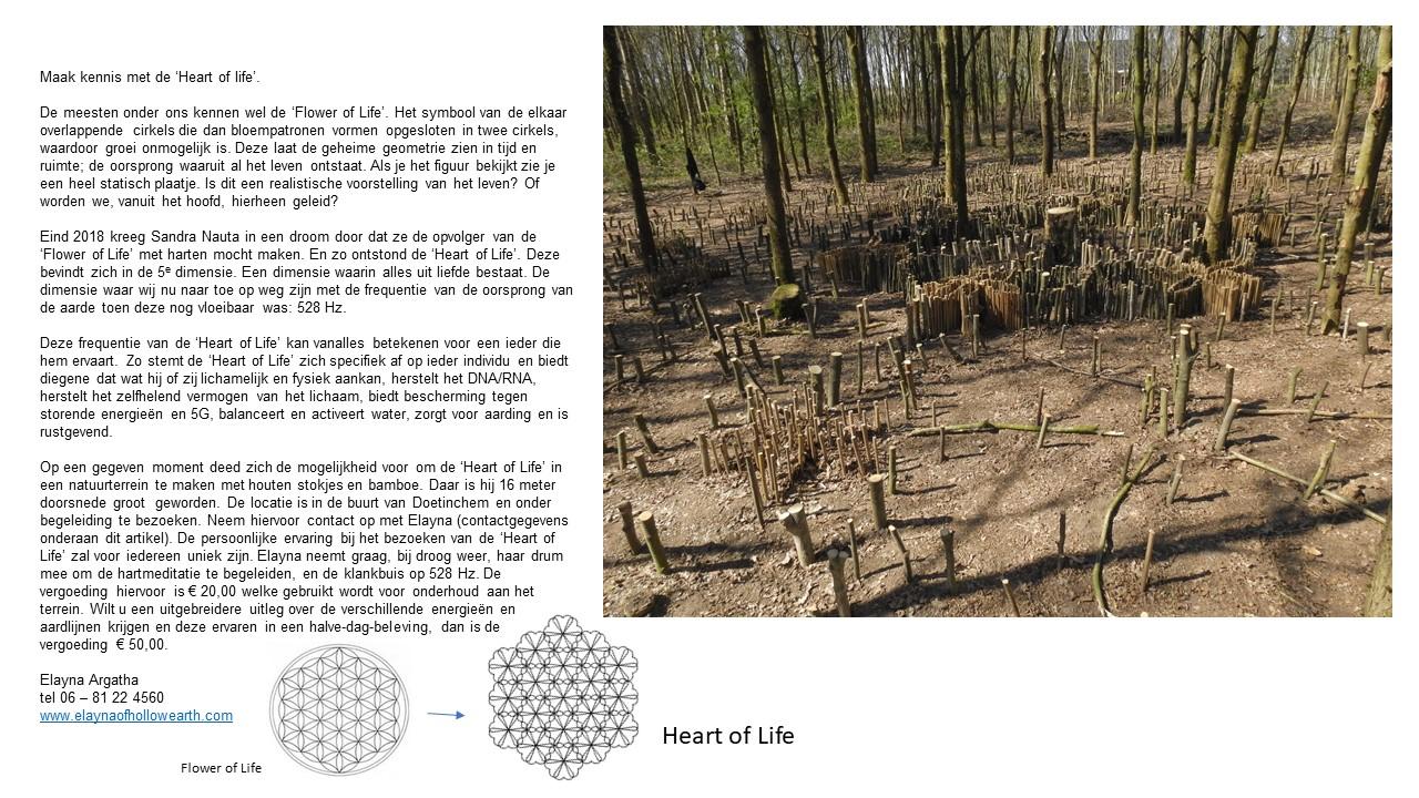 Ervaar de Heart of Life