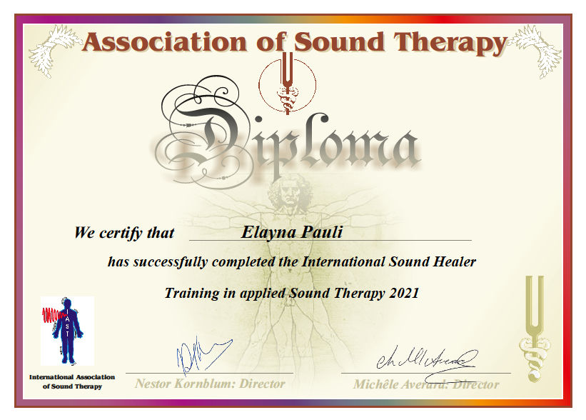 International Sound Healer